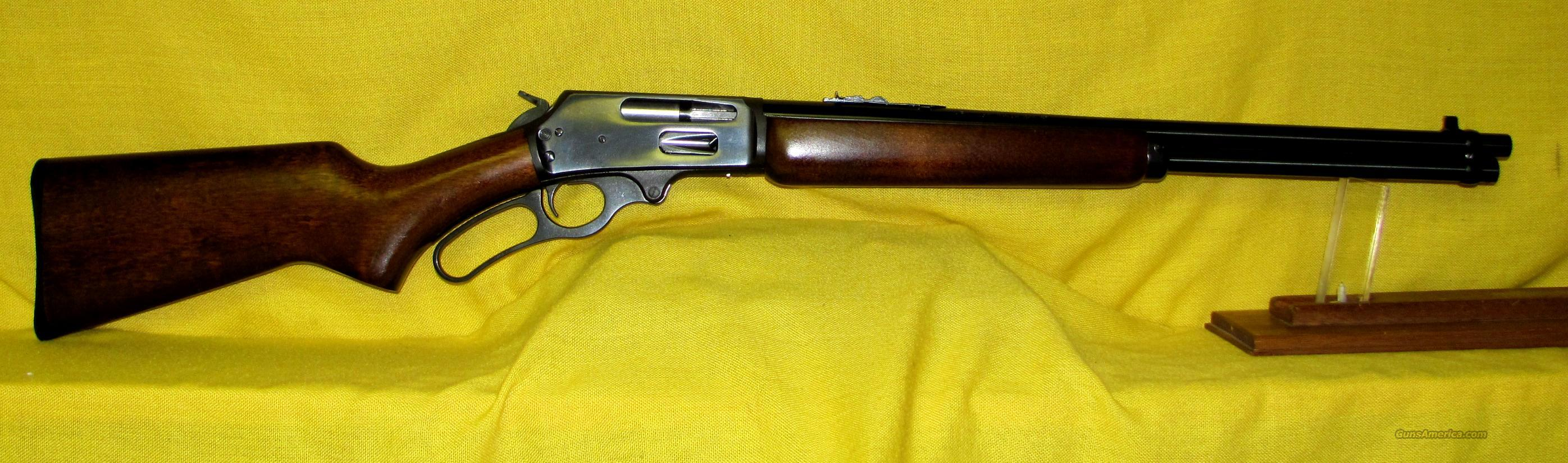 "MARLIN 30AS .30/30 20"" BARREL  Guns > Rifles > Marlin Rifles > Modern > Lever Action"