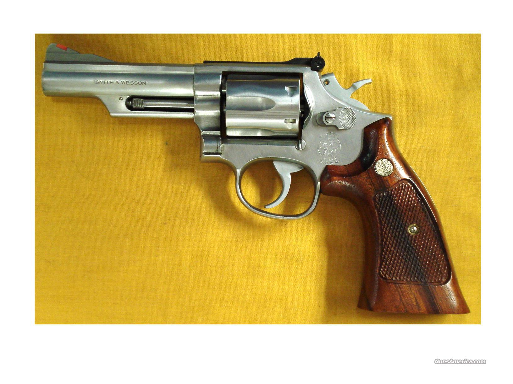 "S&W 66-2 .357 MAGNUM 4"" BARREL  Guns > Pistols > Smith & Wesson Revolvers > Full Frame Revolver"