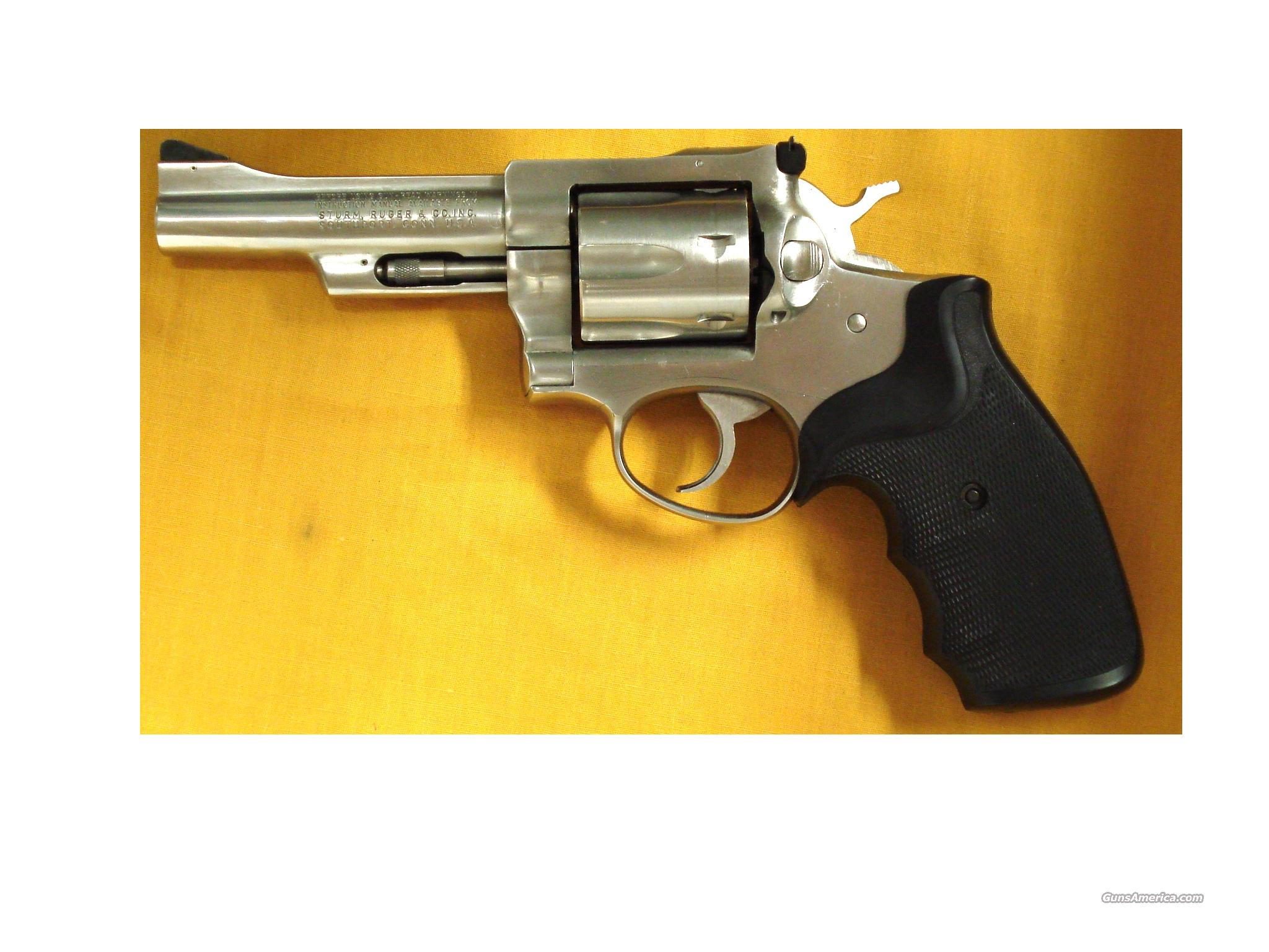 "RUGER SECURITY 6 .357MAG 4"" BBL  Guns > Pistols > Ruger Double Action Revolver > Security Six Type"