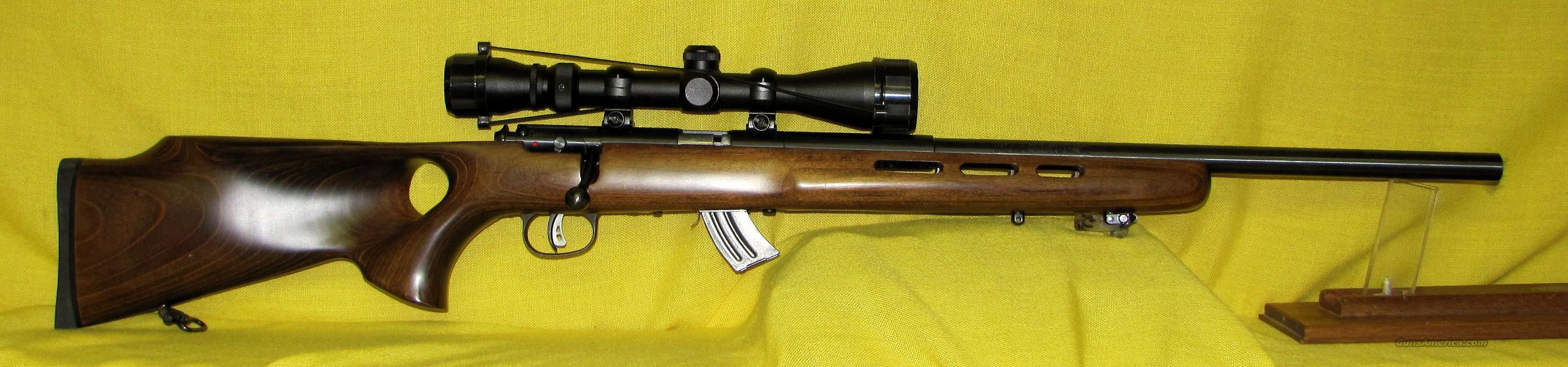"SAVAGE MARK II .22LR 20"" FLOATING BARREL  Guns > Rifles > Savage Rifles > Accutrigger Models > Sporting"