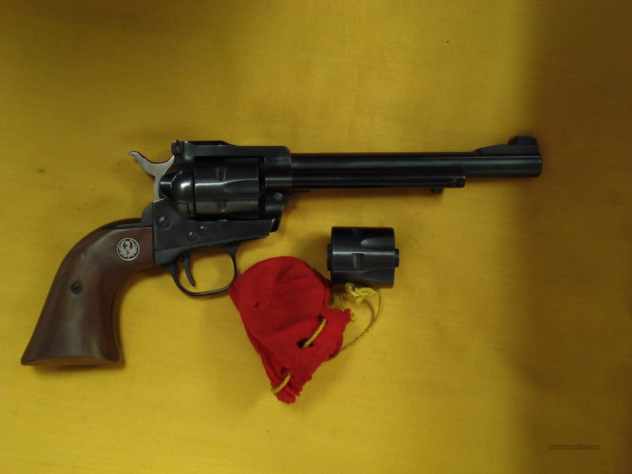 RUGER SINGLE SIX CONVERTABLE .22LR/22MAG  Guns > Pistols > Ruger Single Action Revolvers > Single Six Type