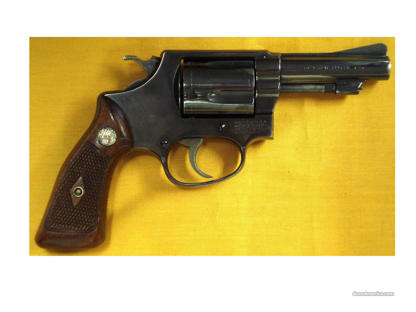 "S&W 36 .38SPL 3"" PINNED BARREL  Guns > Pistols > Smith & Wesson Revolvers > Full Frame Revolver"