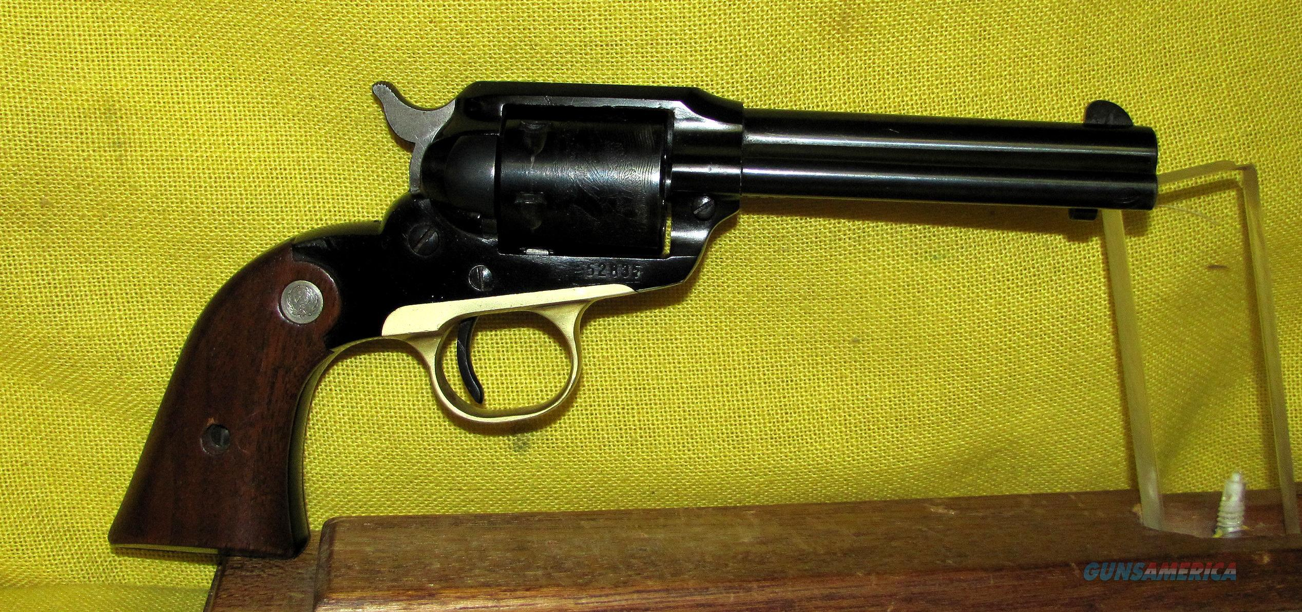 RUGER (PRE-WARNING) BEARCAT  Guns > Pistols > Ruger Single Action Revolvers > Bearcat