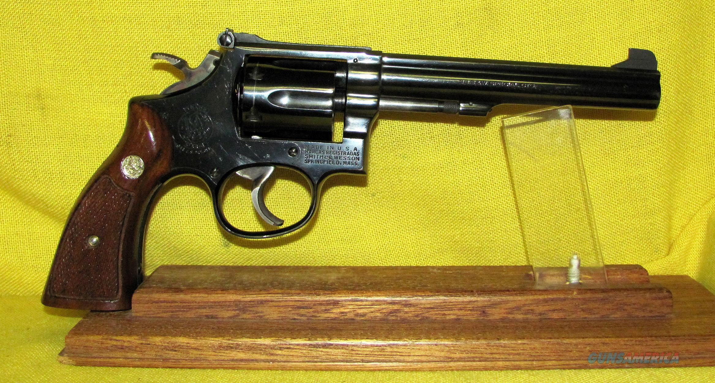 S&W 14-2  Guns > Pistols > Smith & Wesson Revolvers > Full Frame Revolver