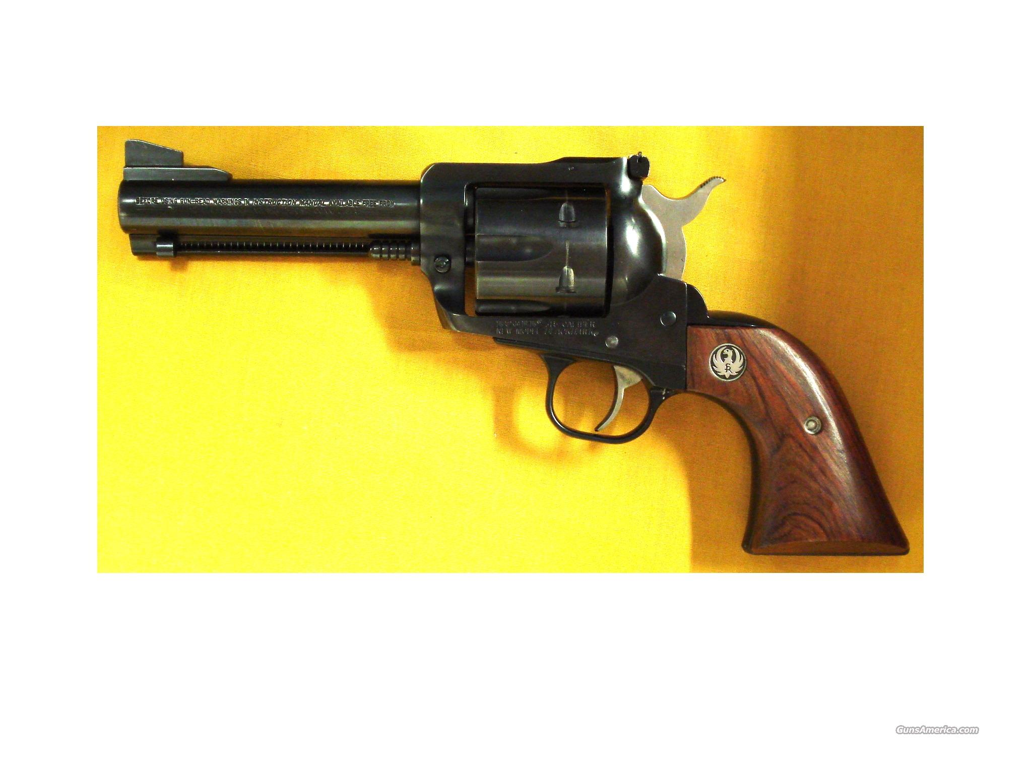"RUGER NM BLACKHAWK .45LC 4 1/5""BBL  Guns > Pistols > Ruger Single Action Revolvers > Blackhawk Type"