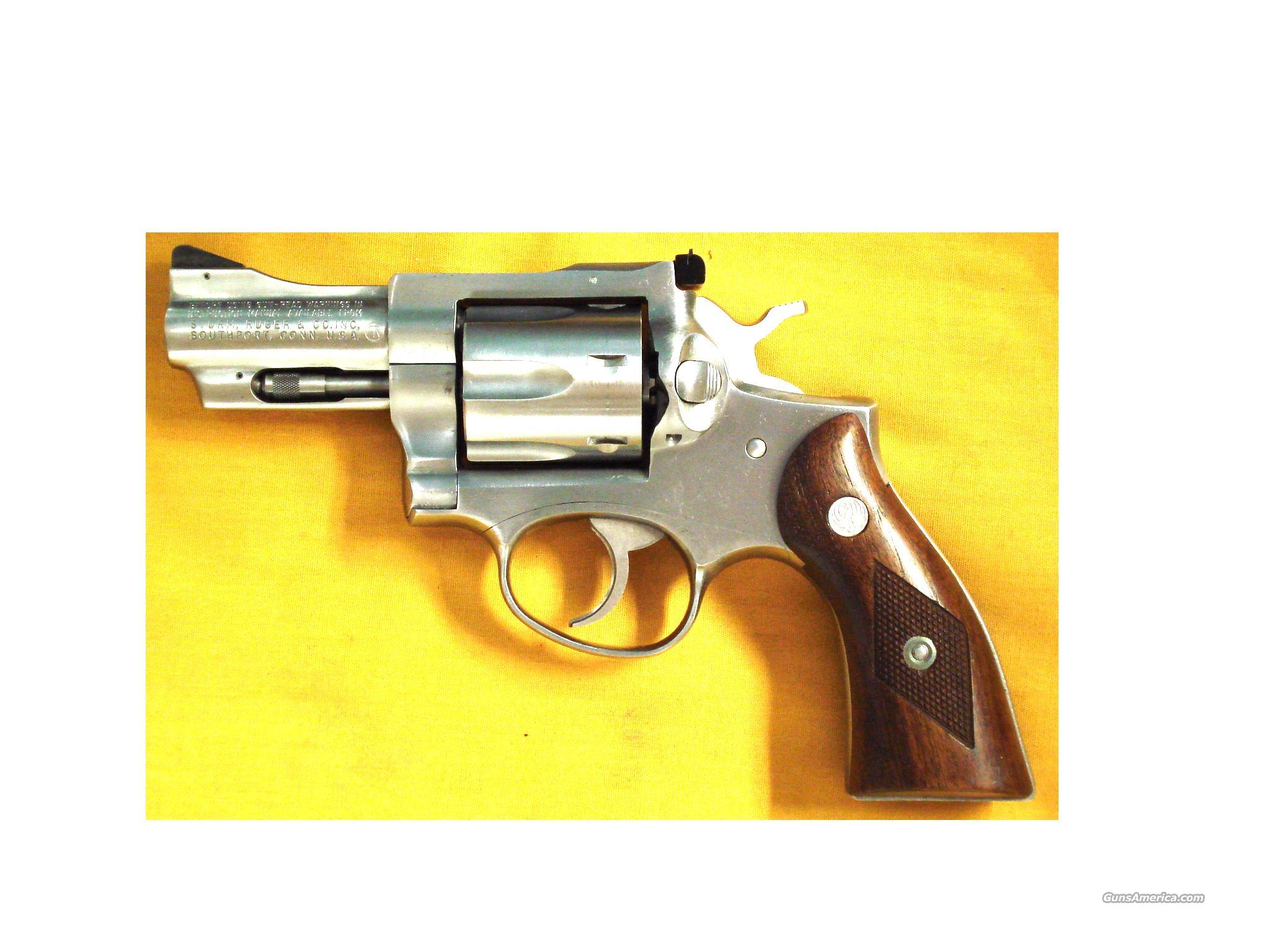 "RUGER SECURITY SIX .357MAG 2 1/2""BBL  Guns > Pistols > Ruger Double Action Revolver > Security Six Type"