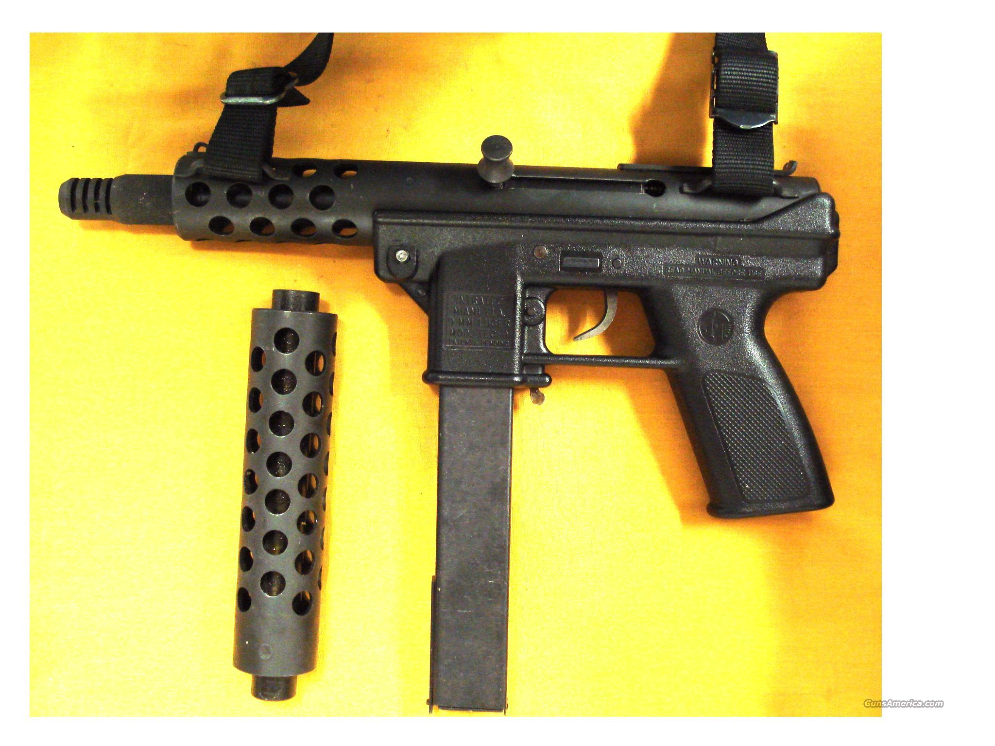 "INTRATEC TEC 9 9MM 5 1/2""BARREL  Guns > Pistols > Intratec Pistols"