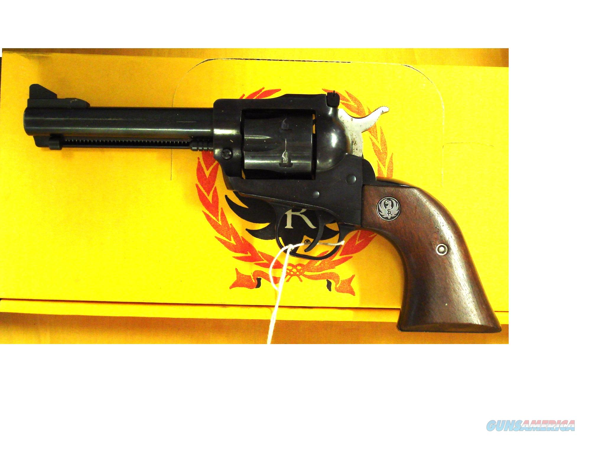 "RUGER NM SINGLE SIX .32 H&R MAG. 4 1/2"" BBL (114)  Guns > Pistols > Ruger Single Action Revolvers > Single Six Type"