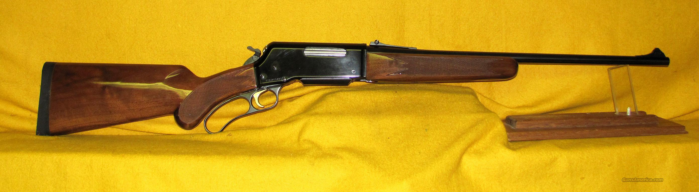 BROWNING LIGHTNING BLR  Guns > Rifles > Browning Rifles > Lever Action