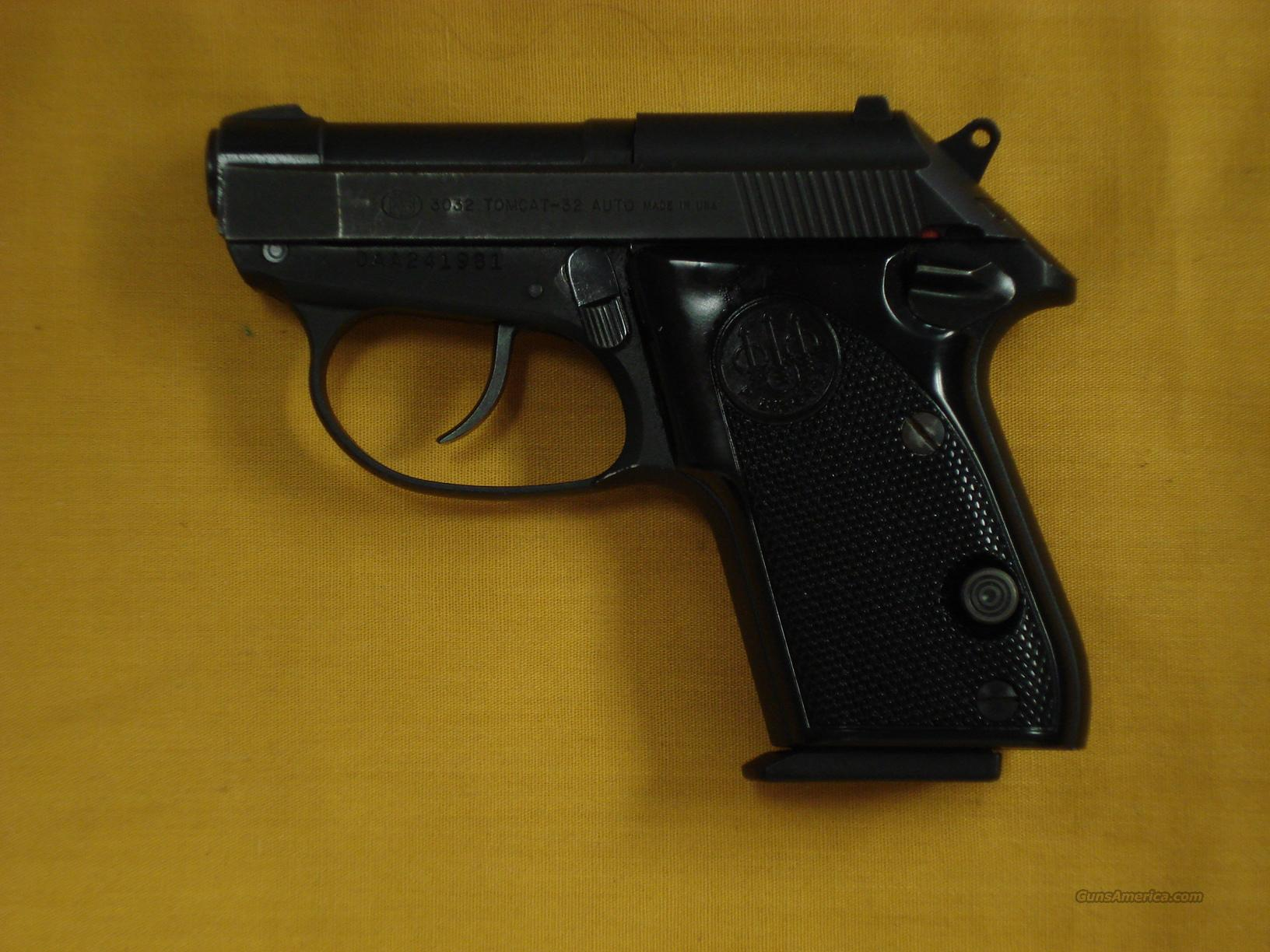 "BERETTA TOMCAT .32ACP 2 3/8"" BARREL  Guns > Pistols > Beretta Pistols > Small Caliber Tip Out"