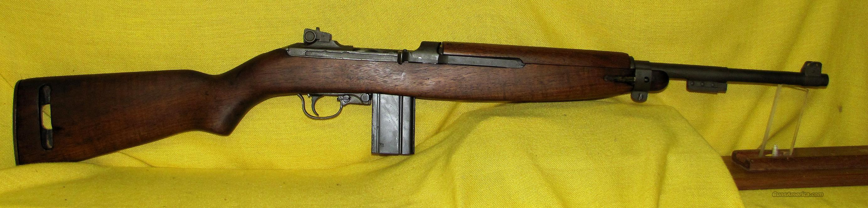 M1 CARBINE QUALITY HARDWARE .30CAL  Guns > Rifles > Military Misc. Rifles US > M1 Carbine