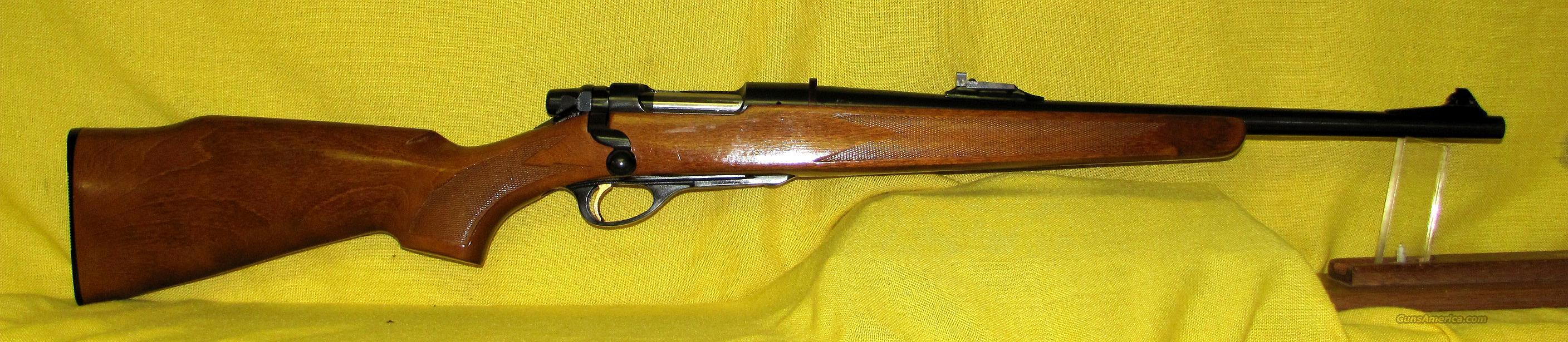 "REMINGTON MOHAWK 600 .308 20"" BBL  Guns > Rifles > Remington Rifles - Modern > Bolt Action Non-Model 700 > Sporting"