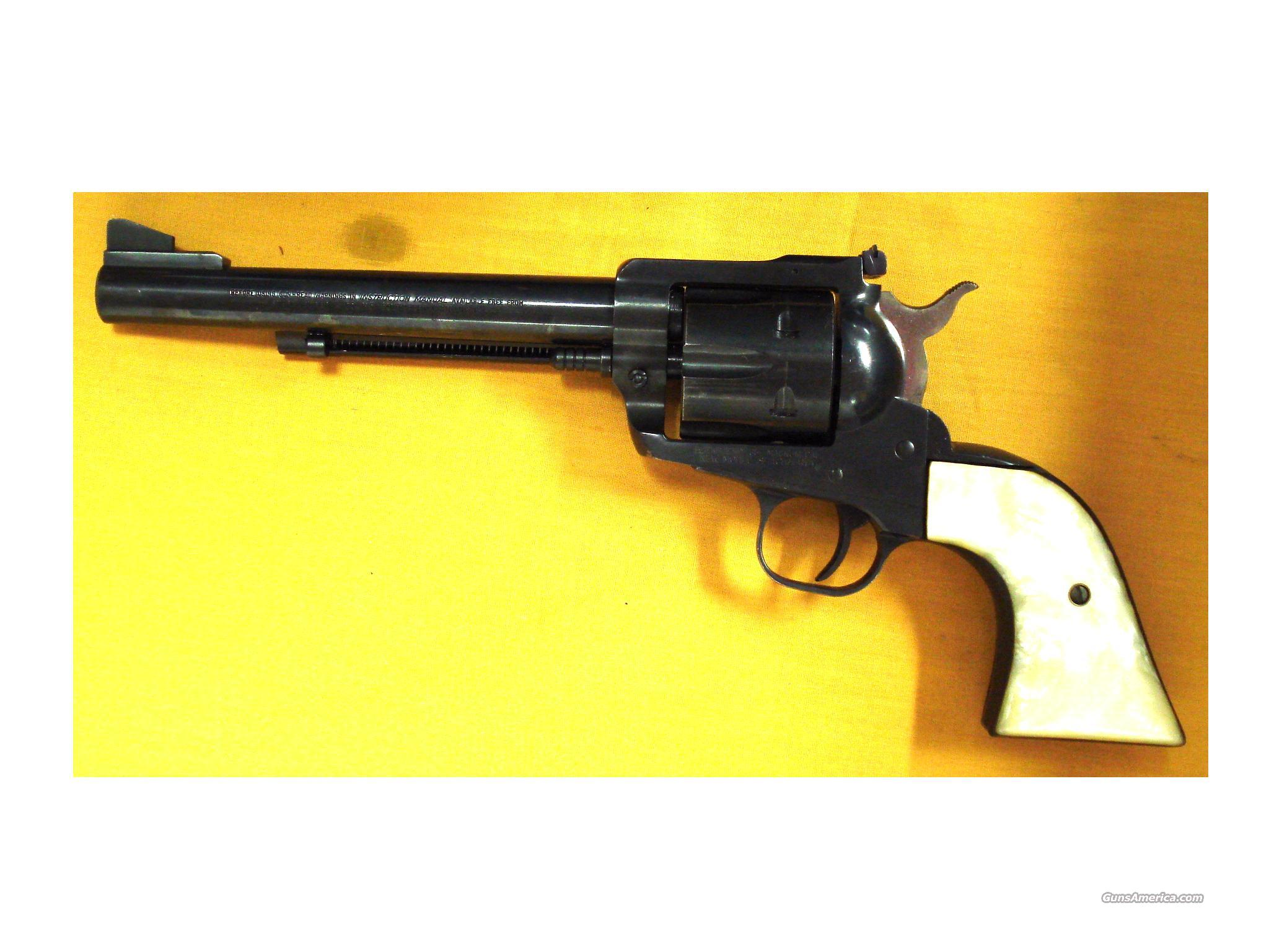"RUGER NM BLACKHAWK .357 6 1/2""BBL  Guns > Pistols > Ruger Single Action Revolvers > Blackhawk Type"