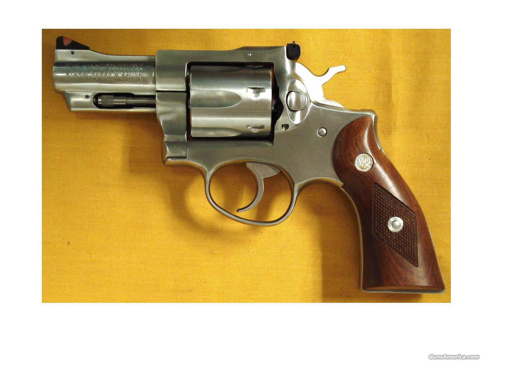 "RUGER SECURITY SIX .357 2 3/4"" BBL  Guns > Pistols > Ruger Double Action Revolver > Security Six Type"