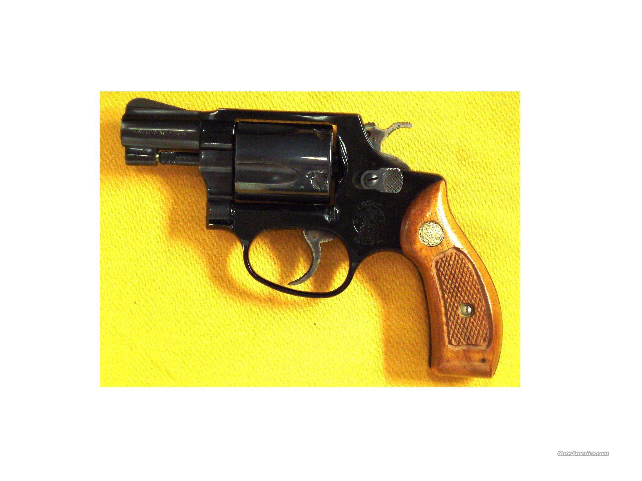 "S&W 37 AIRWEIGHT .38SPEC.2"" BBL  Guns > Pistols > Smith & Wesson Revolvers > Full Frame Revolver"
