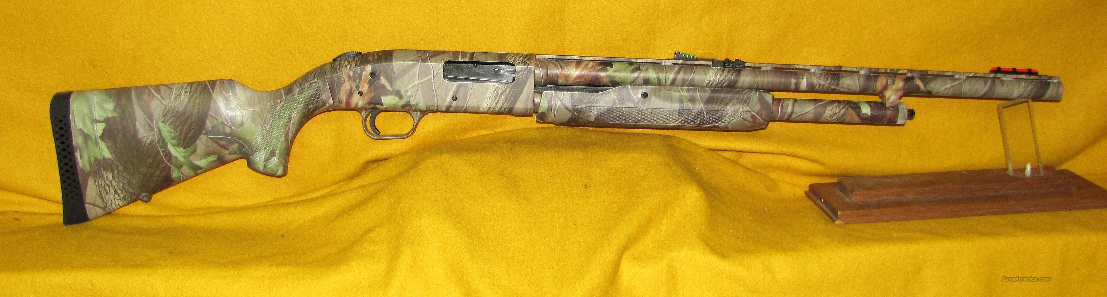 MOSSBERG 500C YOUTH TURKEY  Guns > Shotguns > Mossberg Shotguns > Pump > Sporting