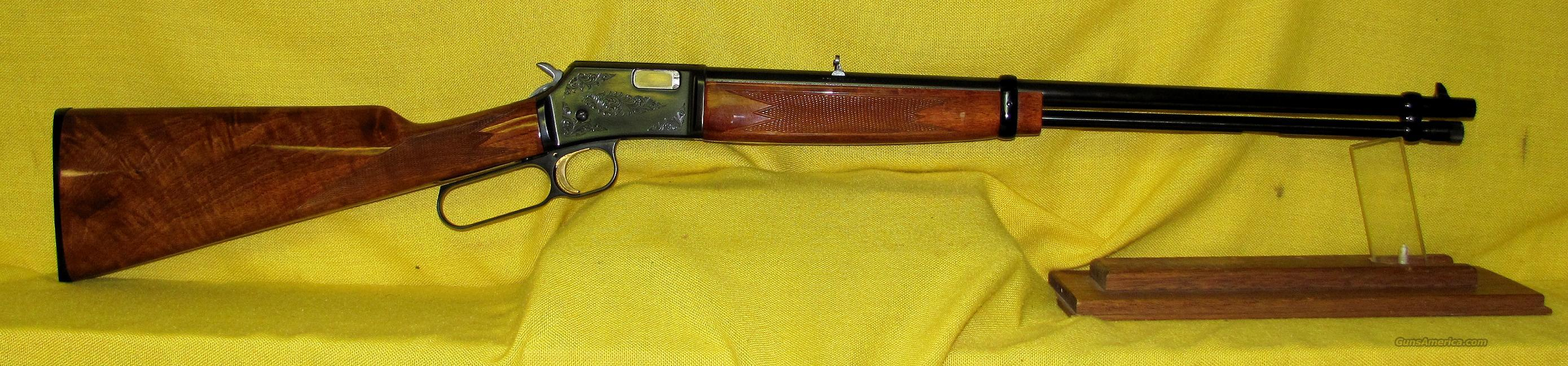 "BROWNING BLR GRADE 2 .22LR 20""BBL  Guns > Rifles > Browning Rifles > Lever Action"