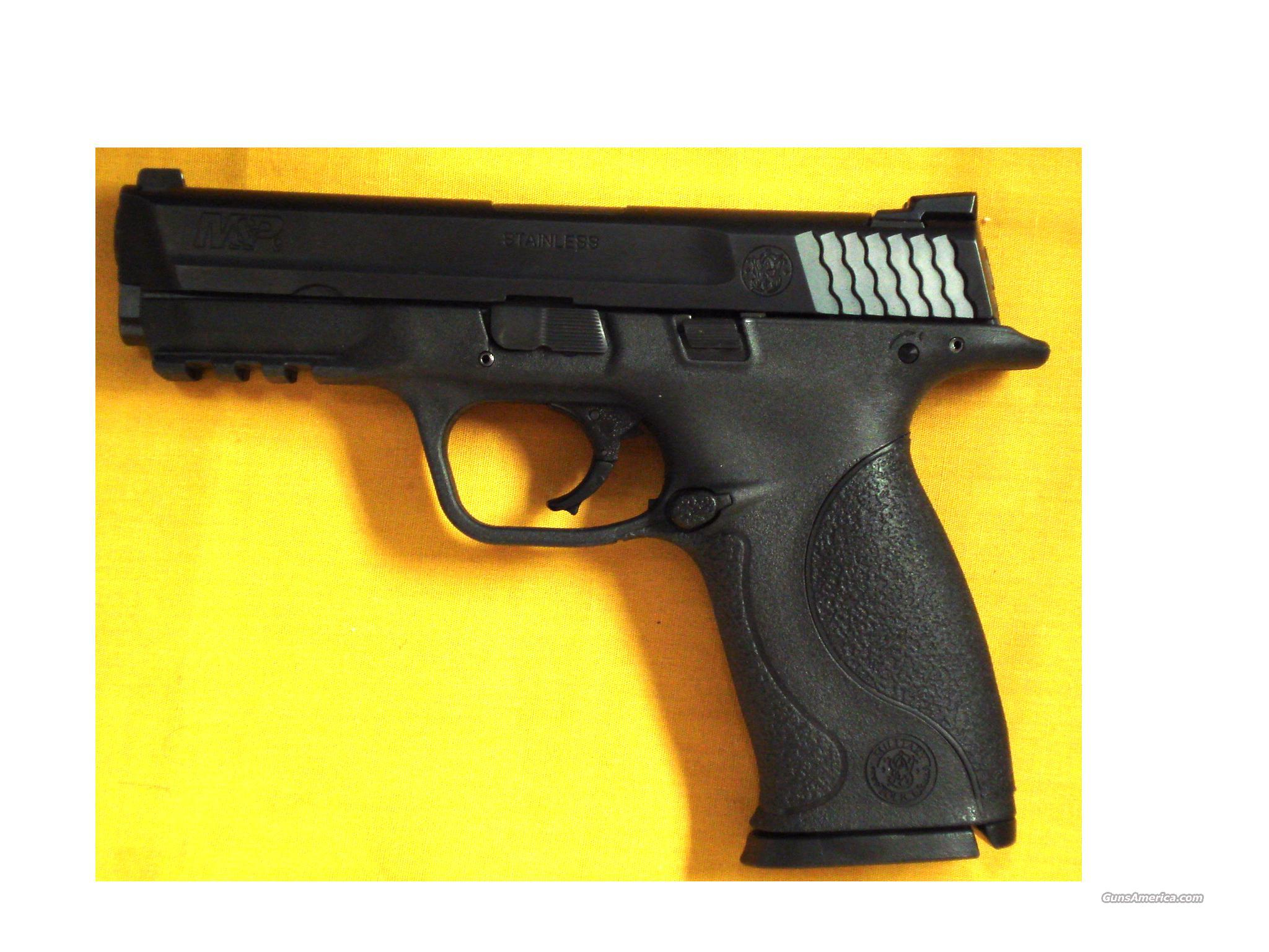 "S&W M&P9 9MM 4"" BARREL  Guns > Pistols > Smith & Wesson Pistols - Autos > Polymer Frame"