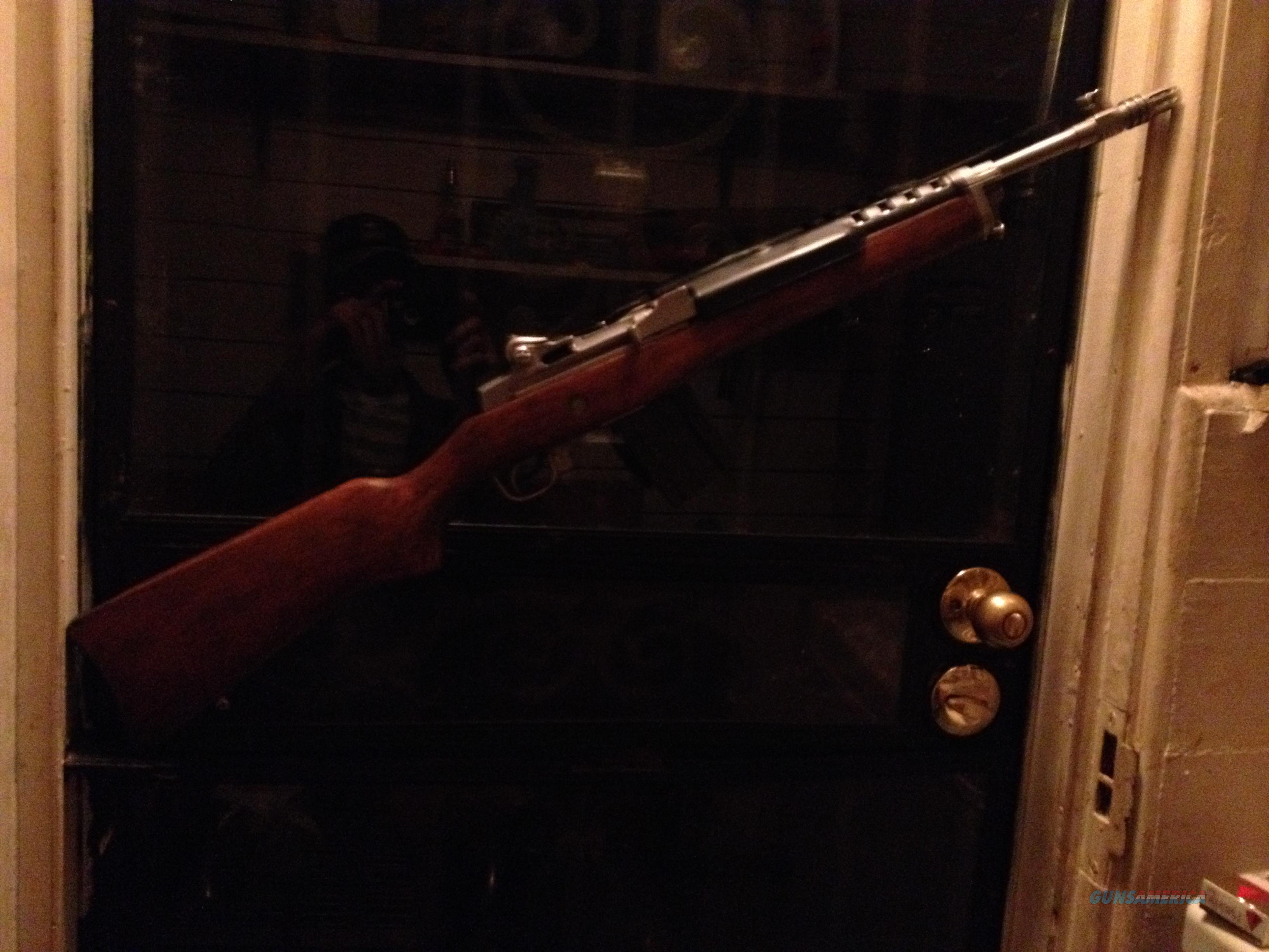 Ruger Mini-14 Stainless Steel Ranch Rifle......OBO  Guns > Rifles > Ruger Rifles > Mini-14 Type