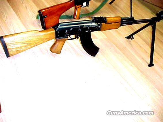 MITCHELL ARMS YUGO  M90 RPK 762X39  Guns > Rifles > AK-47 Rifles (and copies) > Full Stock