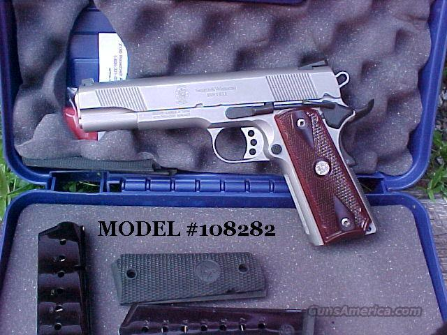 SMITH AND WESSON 1911 STAINLESS .45 ACP  Guns > Pistols > 1911 Pistol Copies (non-Colt)