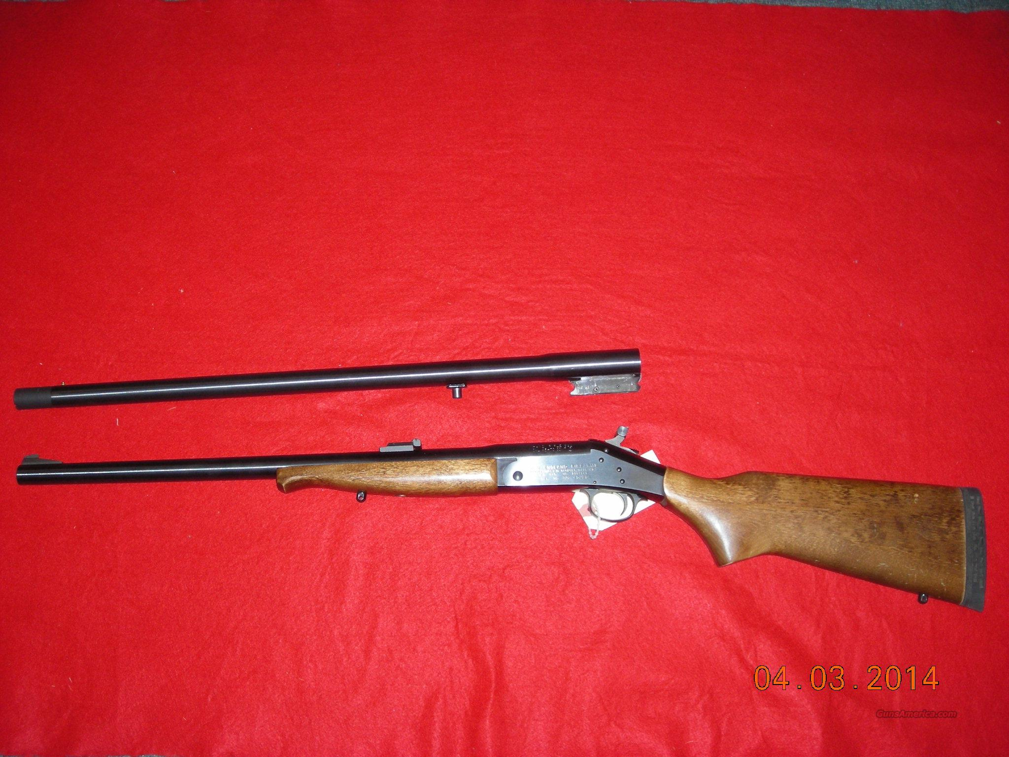 NEW ENGLAND FIREARMS  Guns > Rifles > New England Firearms (NEF) Rifles