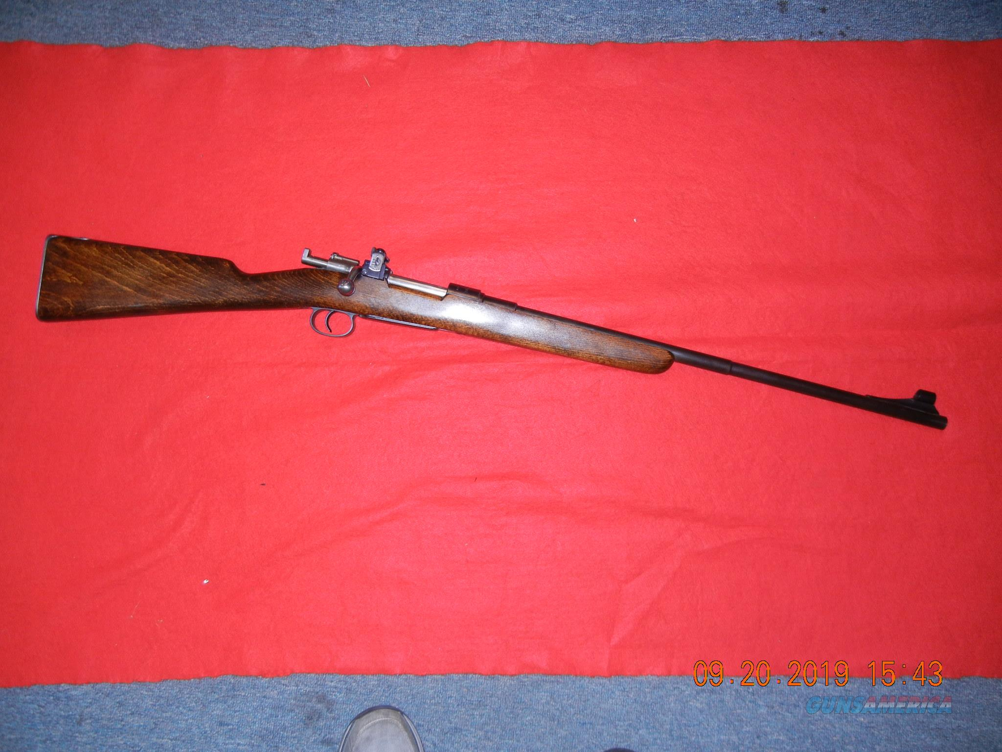 MAUSER 96  Guns > Rifles > Mauser Rifles > German