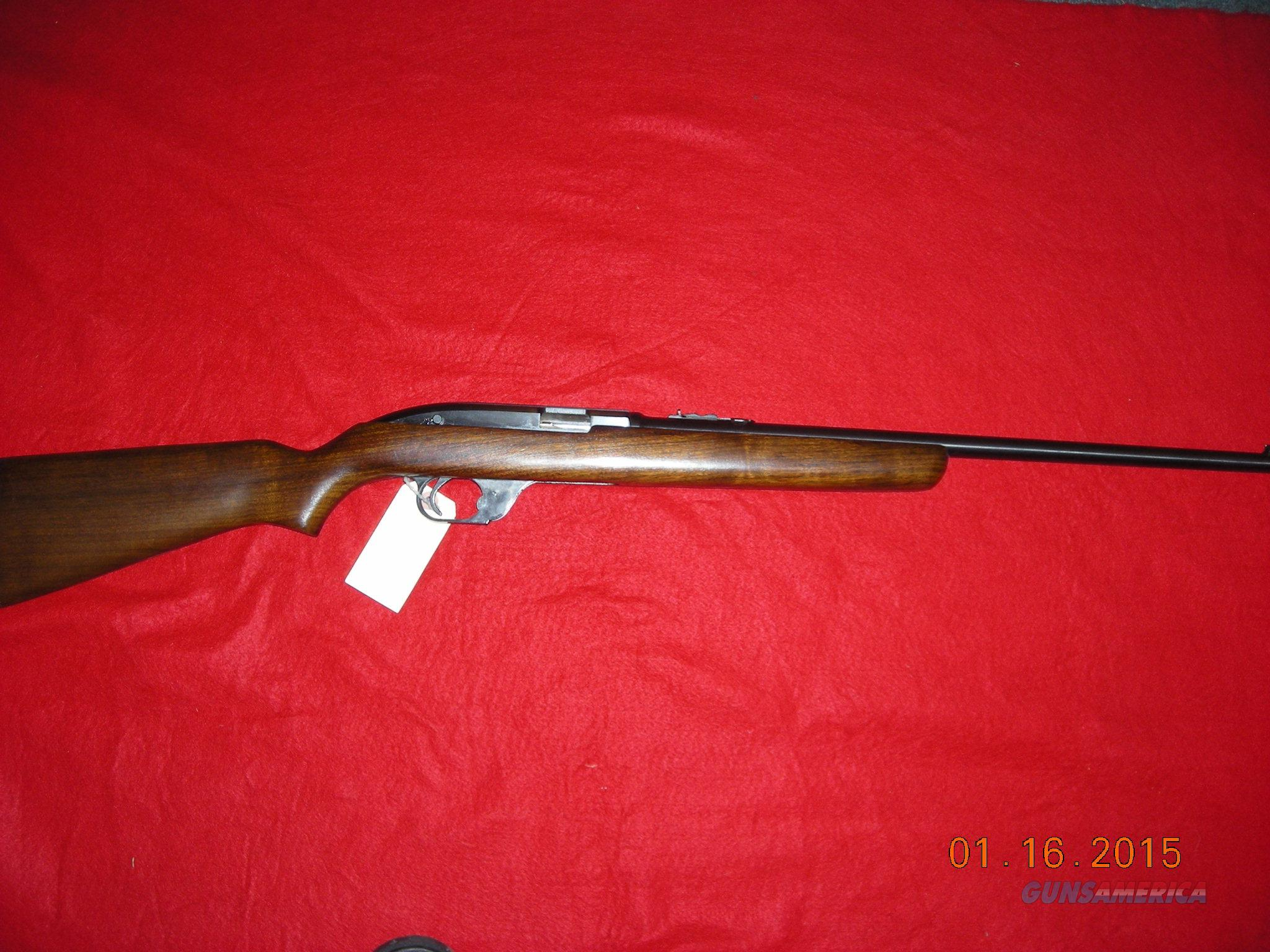 WINCHESTER MODEL 77 (07)  Guns > Rifles > Winchester Rifles - Modern Bolt/Auto/Single > Autoloaders
