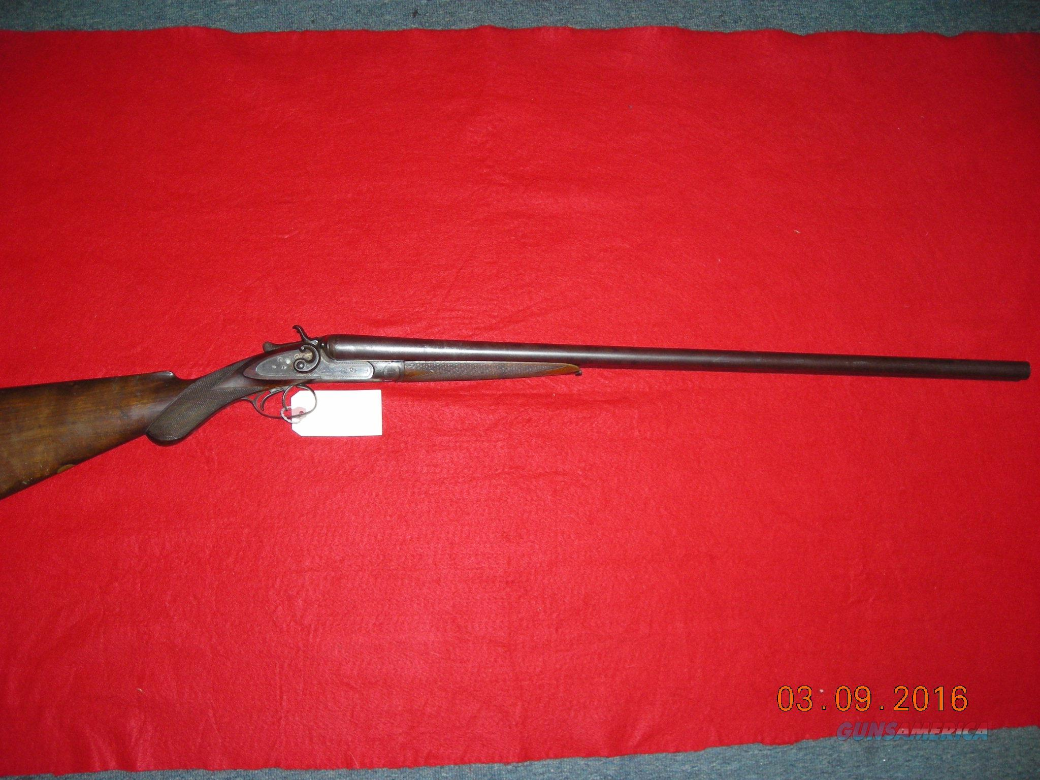 W. RICHARDS  12 GA. 30 IN.   Guns > Shotguns > W Misc Shotguns
