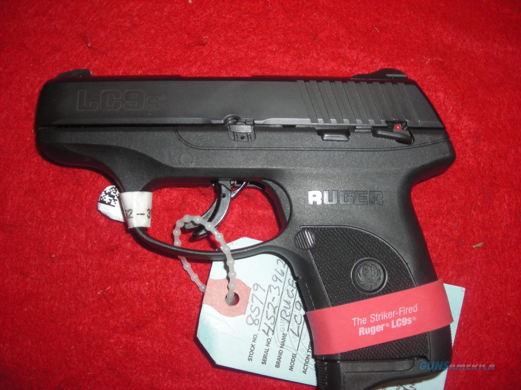 RUGER LC9S 9MM  Guns > Pistols > Ruger Semi-Auto Pistols > LC9