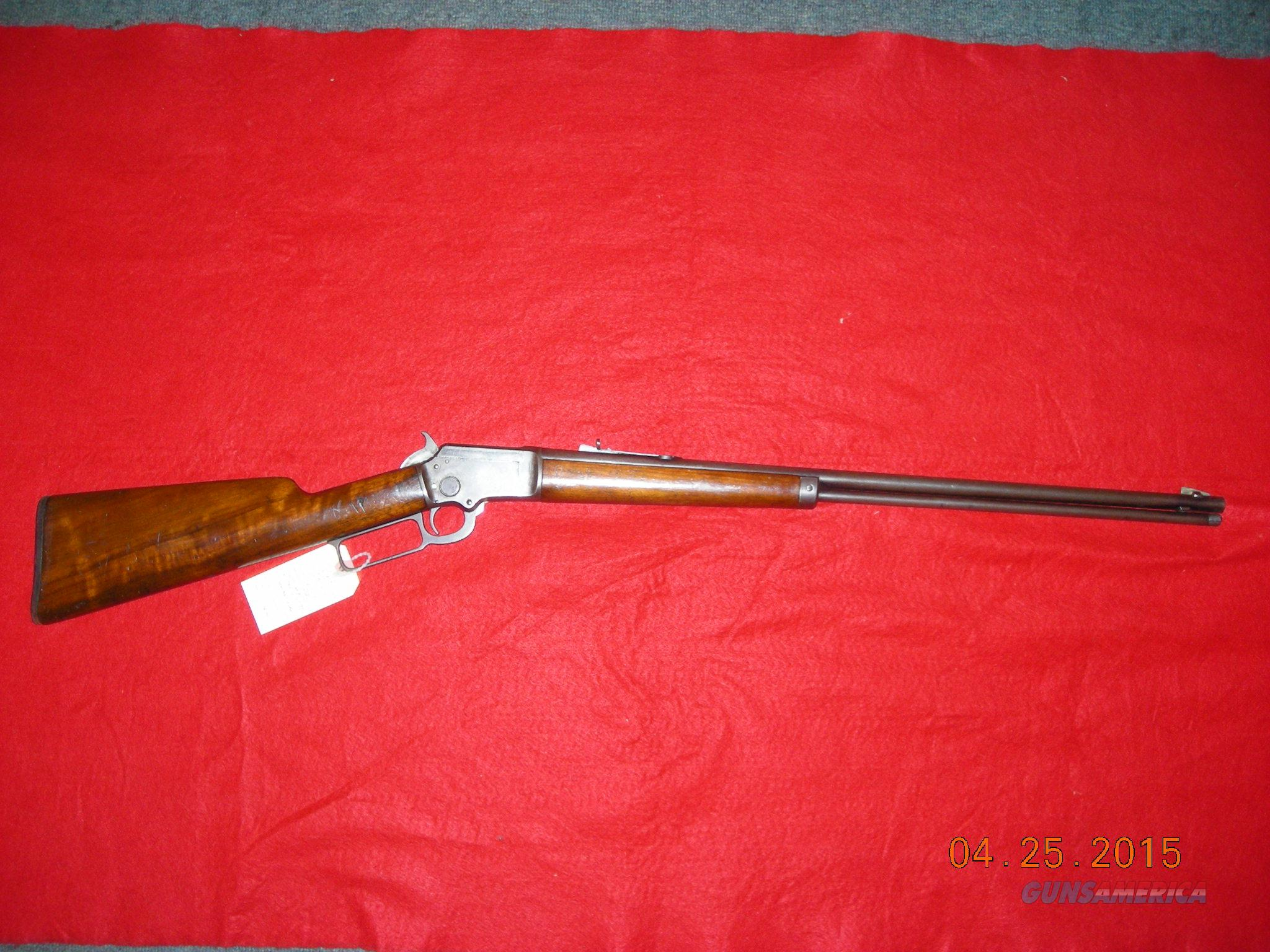 MARLIN MODEL 97   Guns > Rifles > Marlin Rifles > Modern > Lever Action
