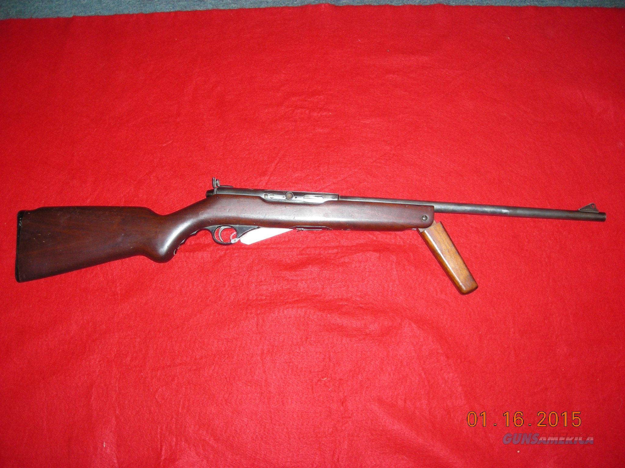 MOSSBERG MODEL 152 22LR  Guns > Rifles > Mossberg Rifles > Other Bolt Action
