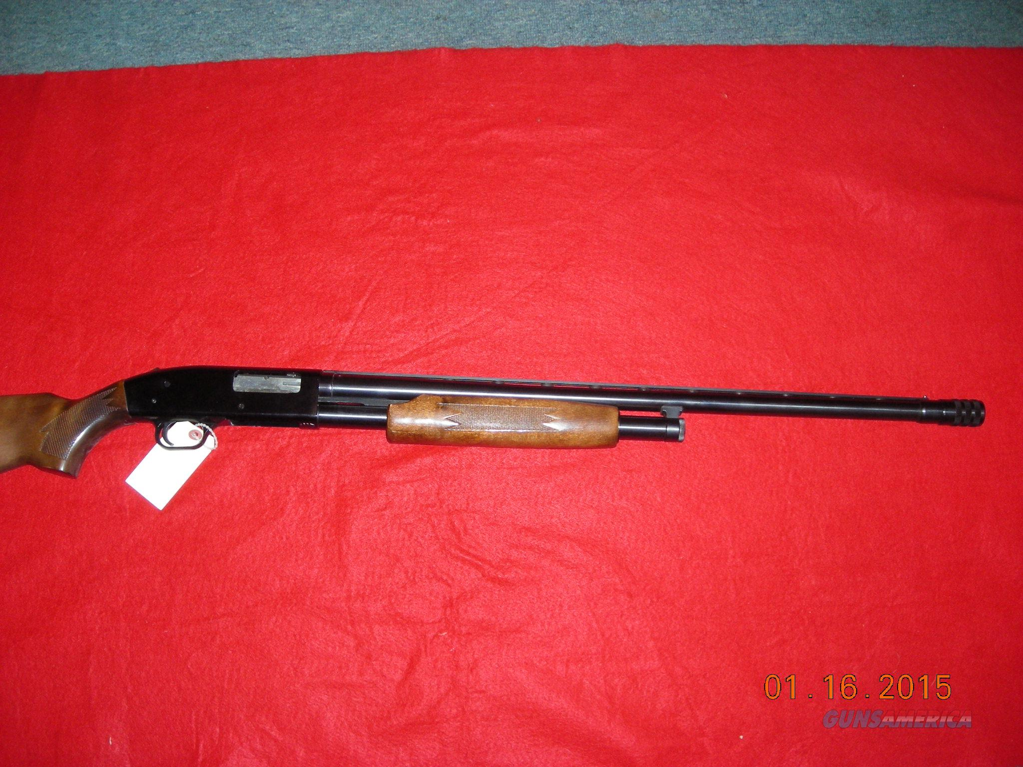 MOSSBERG 600  Guns > Shotguns > Mossberg Shotguns > Pump > Sporting