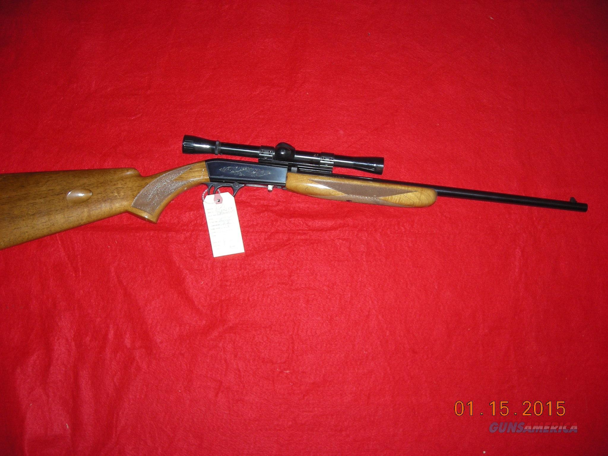 BROWNING 22LR SEMI   Guns > Rifles > Browning Rifles > Semi Auto > Hunting