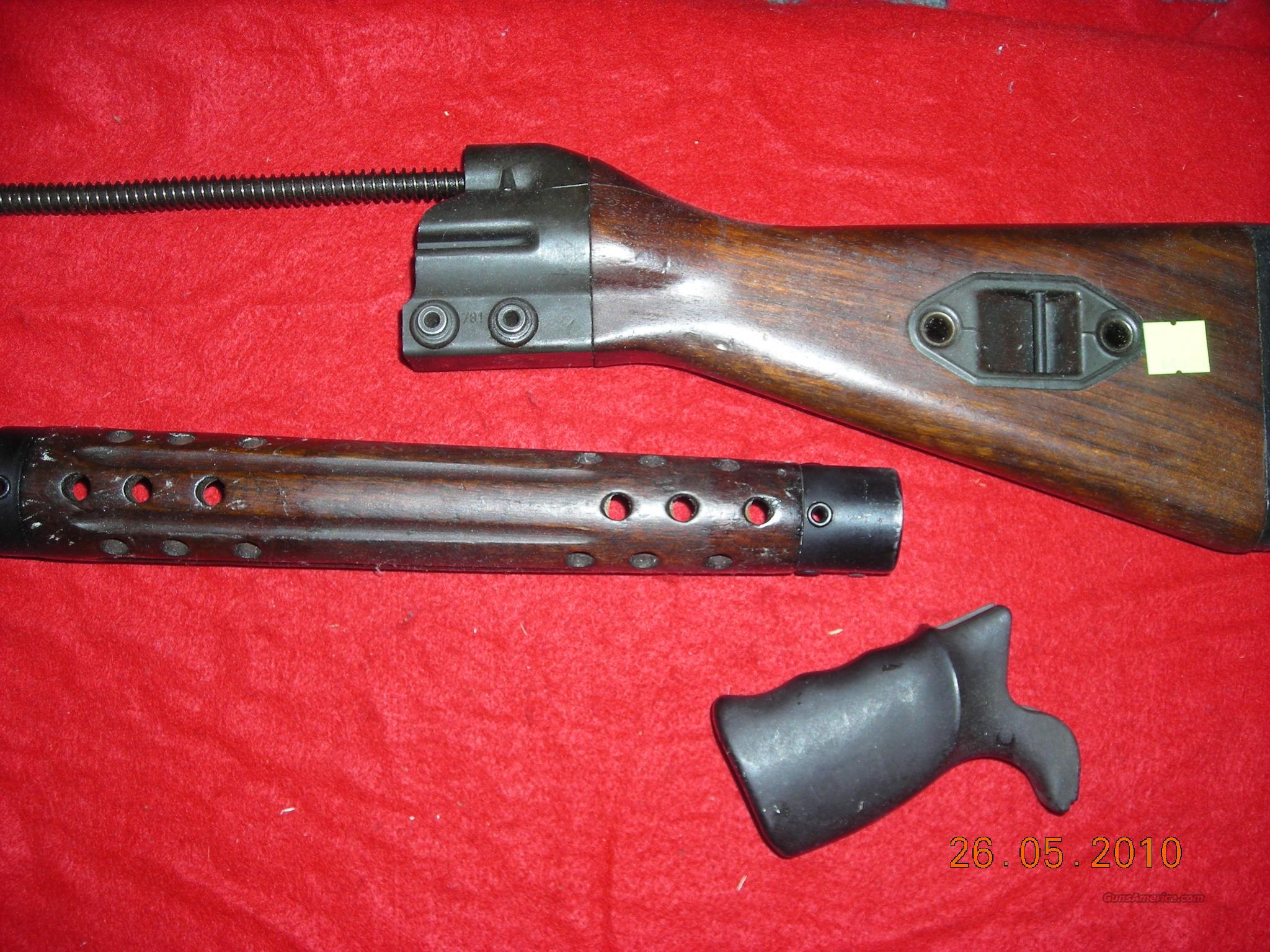 STOCK AND FOREND AND GRIP  Non-Guns > Gunstocks, Grips & Wood