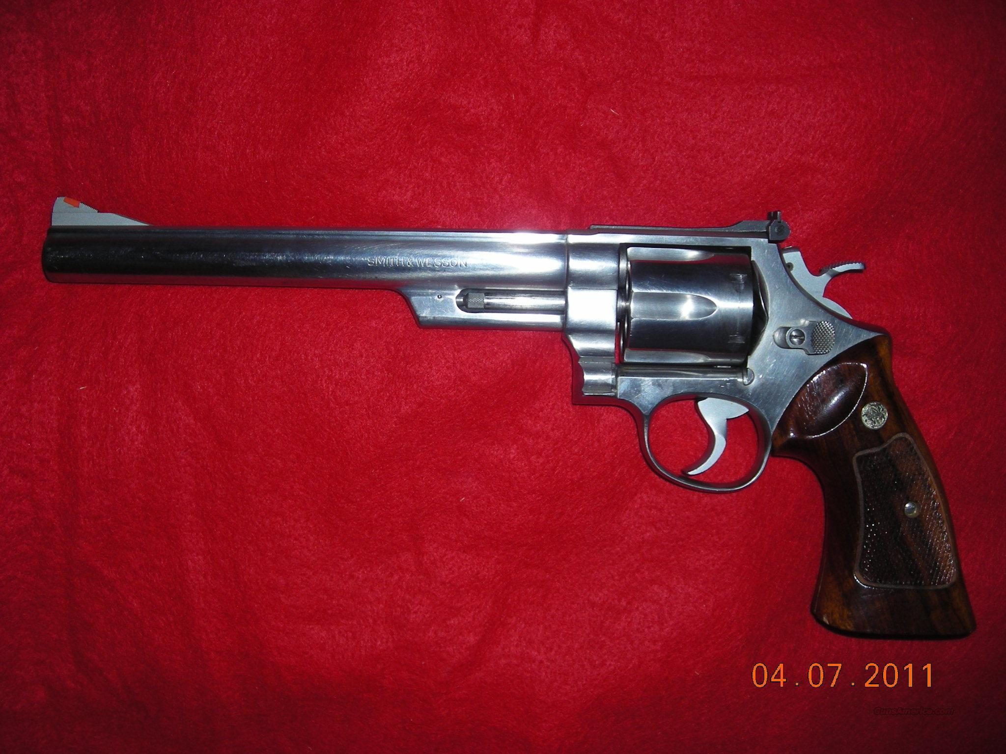 SMITH AND WESSON MODEL 629-1  Guns > Pistols > Smith & Wesson Revolvers > Model 629