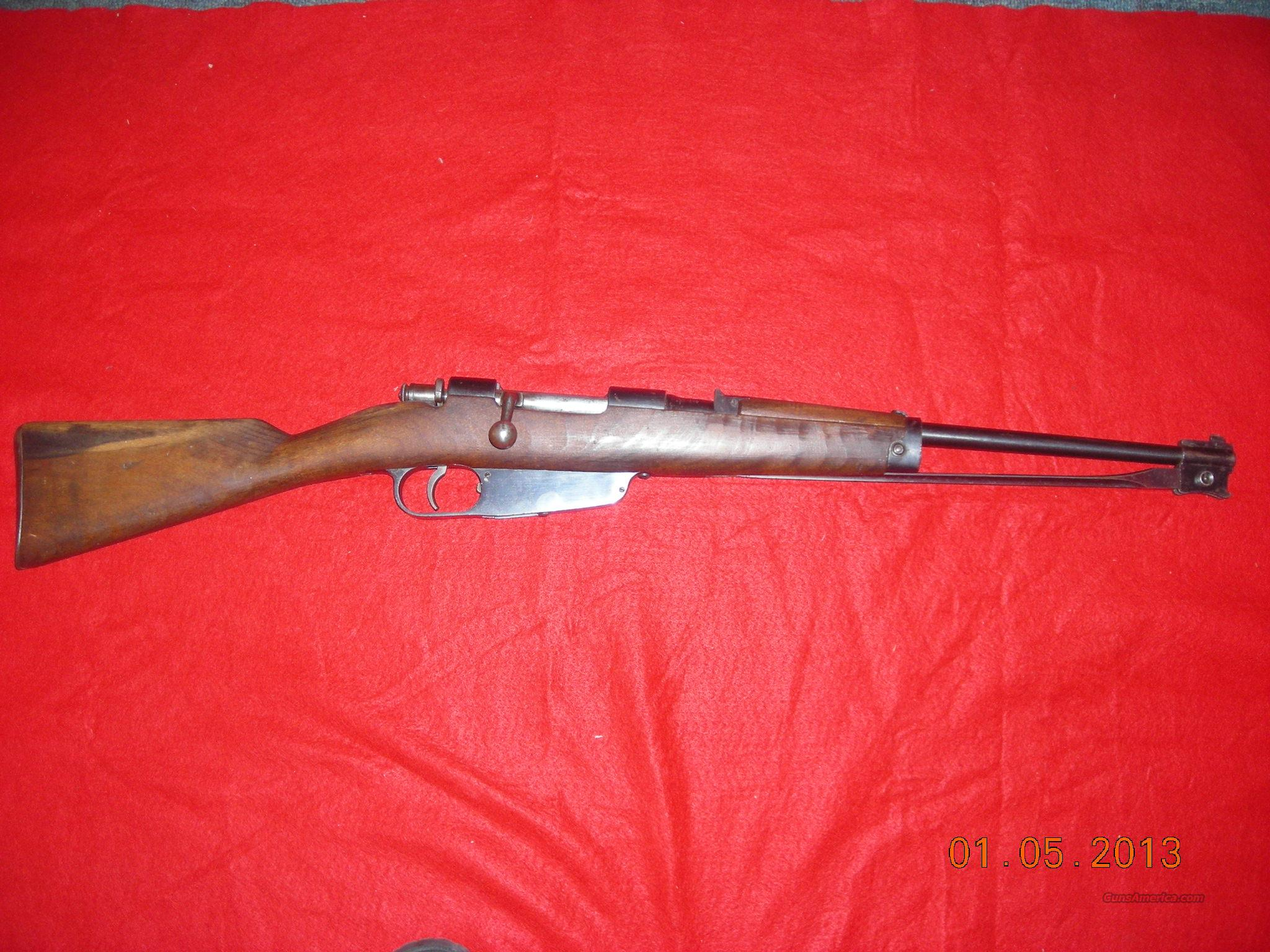BERETTA CARDONE   Guns > Rifles > Antique (Pre-1899) Rifles - Ctg. Misc.
