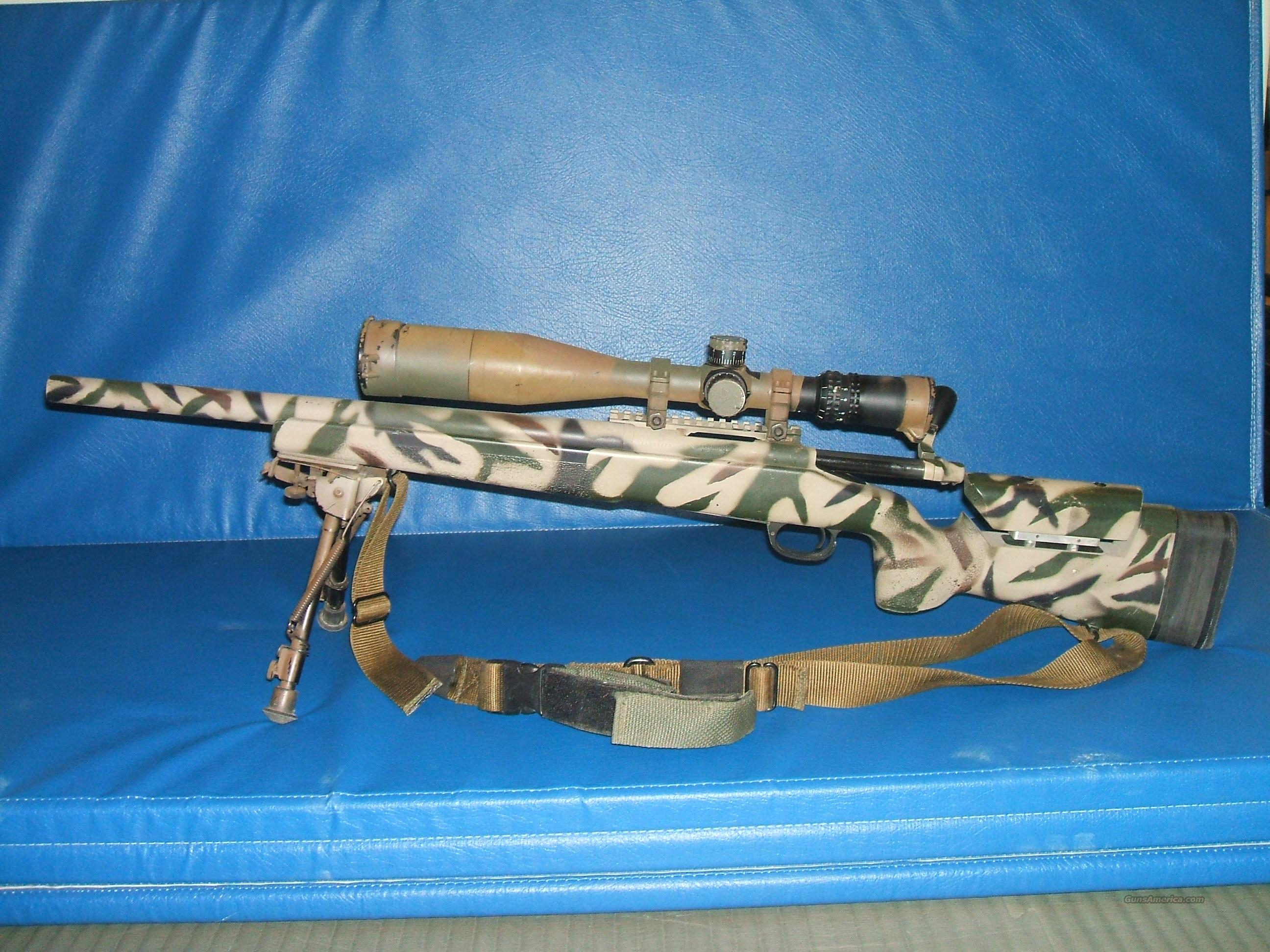 Chandler Sniper Rifle by Iron Brigade Armory  Guns > Rifles > Tactical/Sniper Rifles