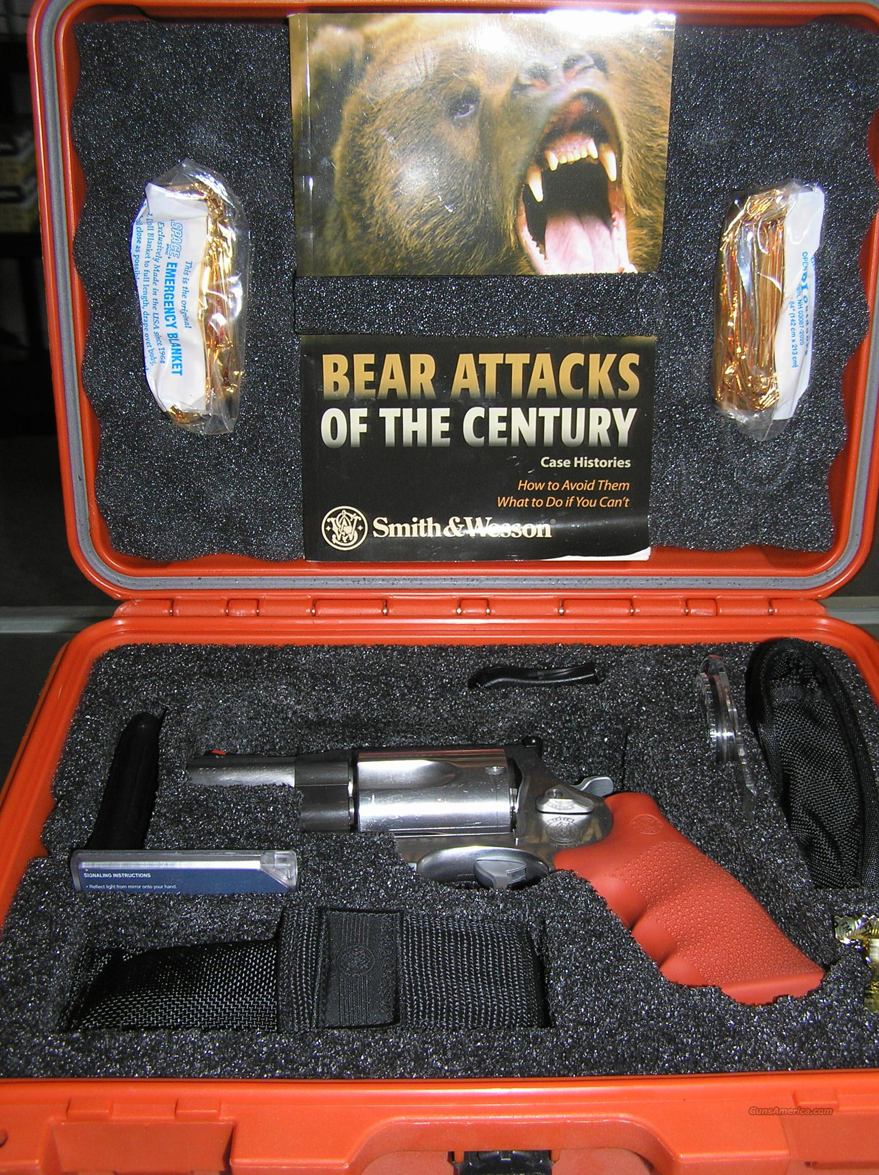 Smith and Wesson 500 Survival Kit for sale