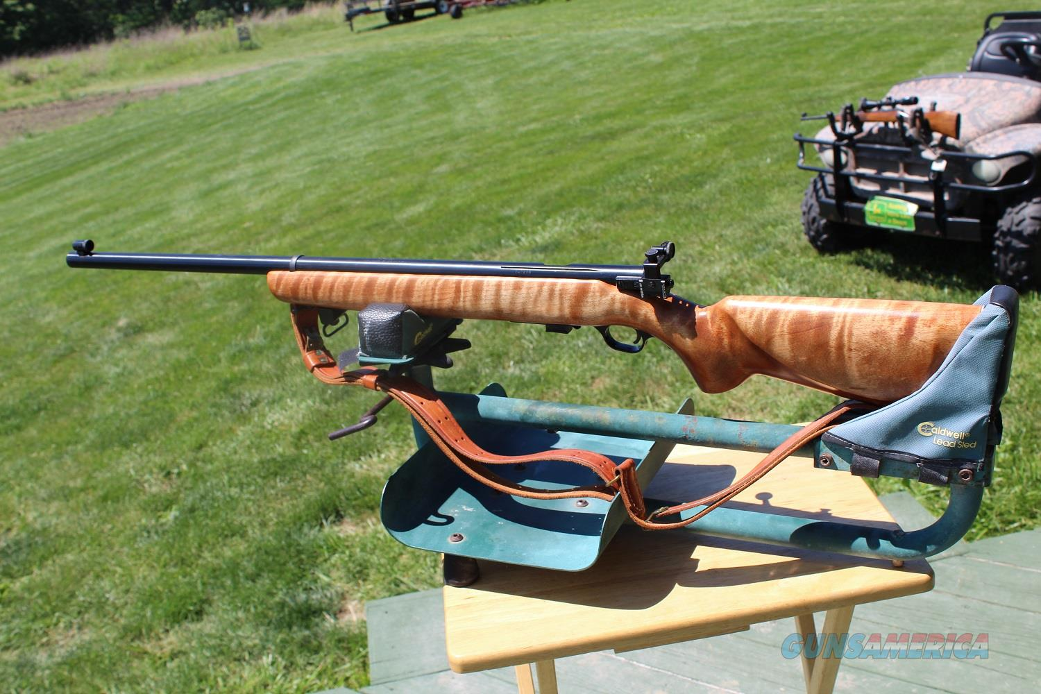 Mossberg LSB target rifle, excellent  Guns > Rifles > Mossberg Rifles > Other Bolt Action