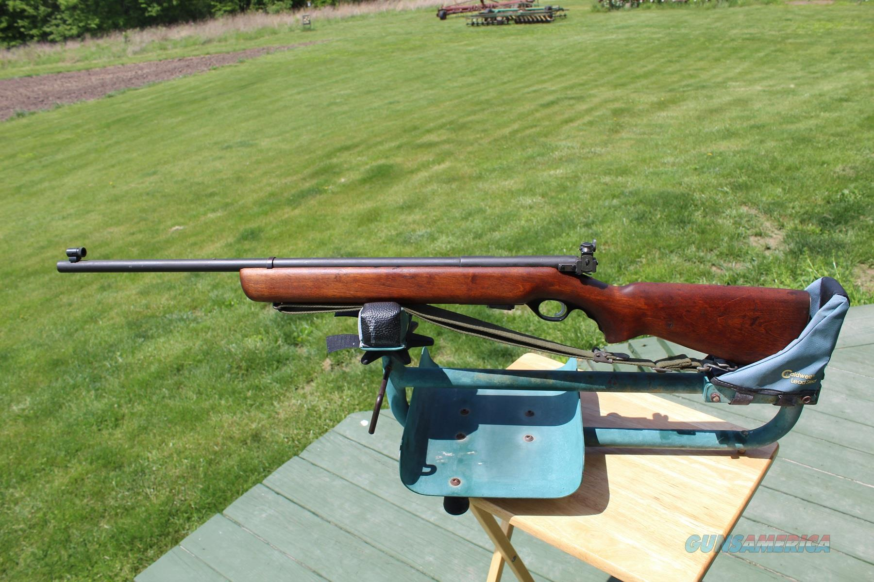 Mossberg 44 US Property with provenance  Guns > Rifles > Mossberg Rifles > Other Bolt Action
