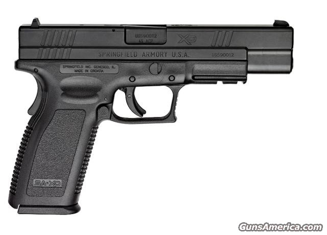 XD-45-TACTICAL  Guns > Pistols > Springfield Armory Pistols