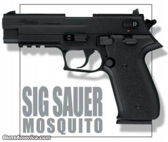 MOSQUITO  Guns > Pistols > Sig - Sauer/Sigarms Pistols > Mosquito