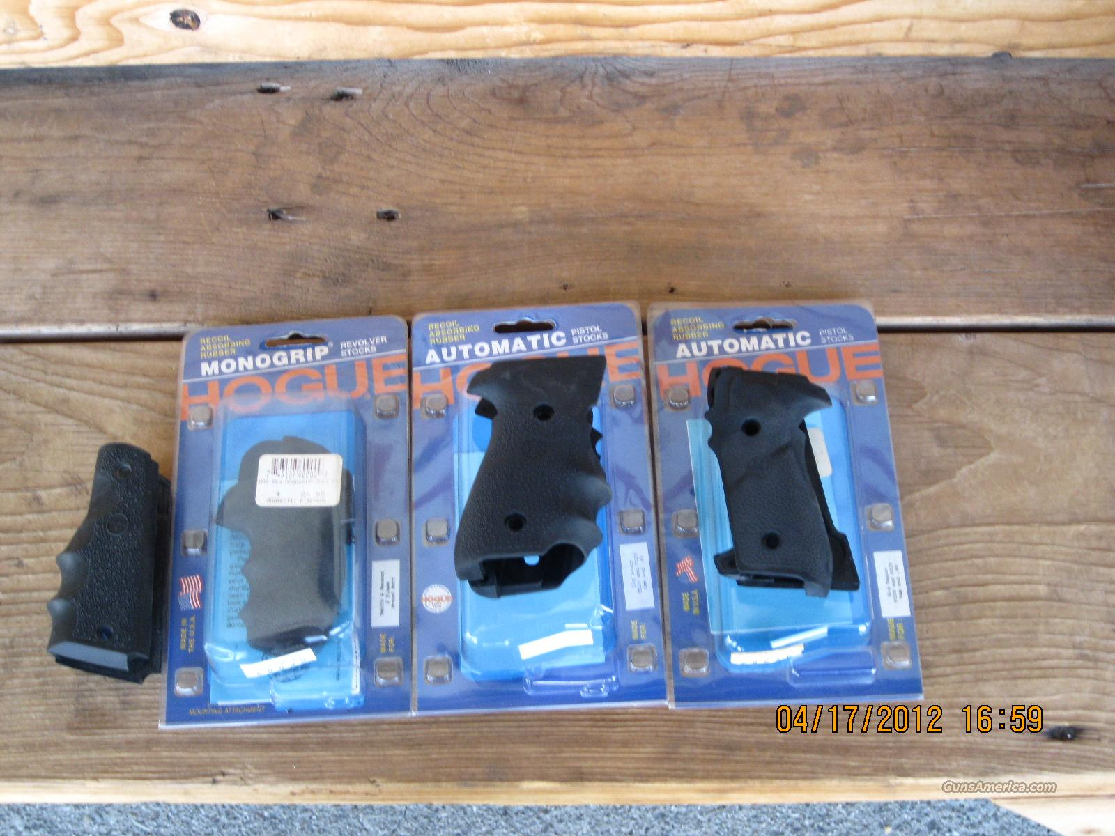CLOSEOUT HOGUE GRIPS  Non-Guns > Gunstocks, Grips & Wood