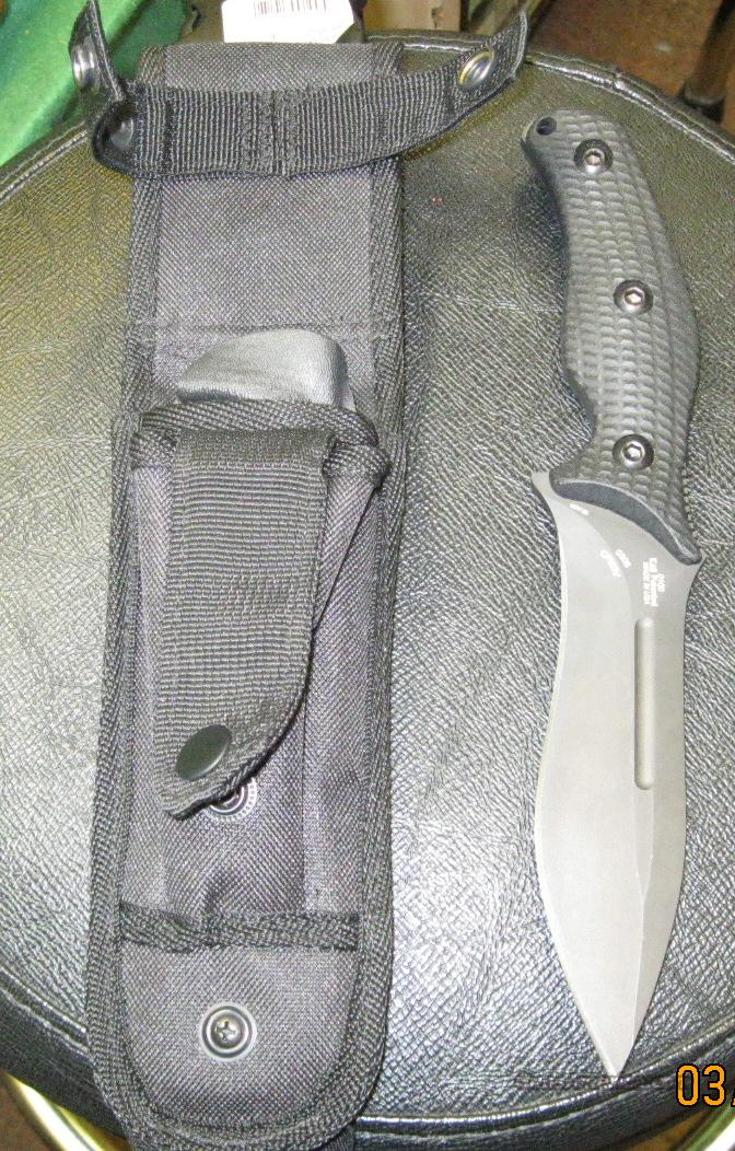 CLOSEOUT ZERO TOLERANCE KNIVES  Non-Guns > Knives/Swords > Knives > Fixed Blade > Hand Made