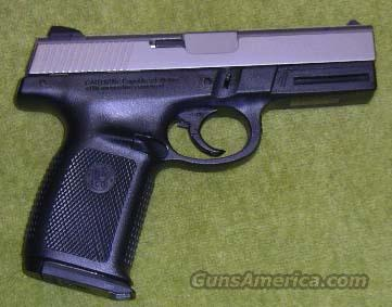 SIGMA  Guns > Pistols > Smith & Wesson Pistols - Autos > Polymer Frame