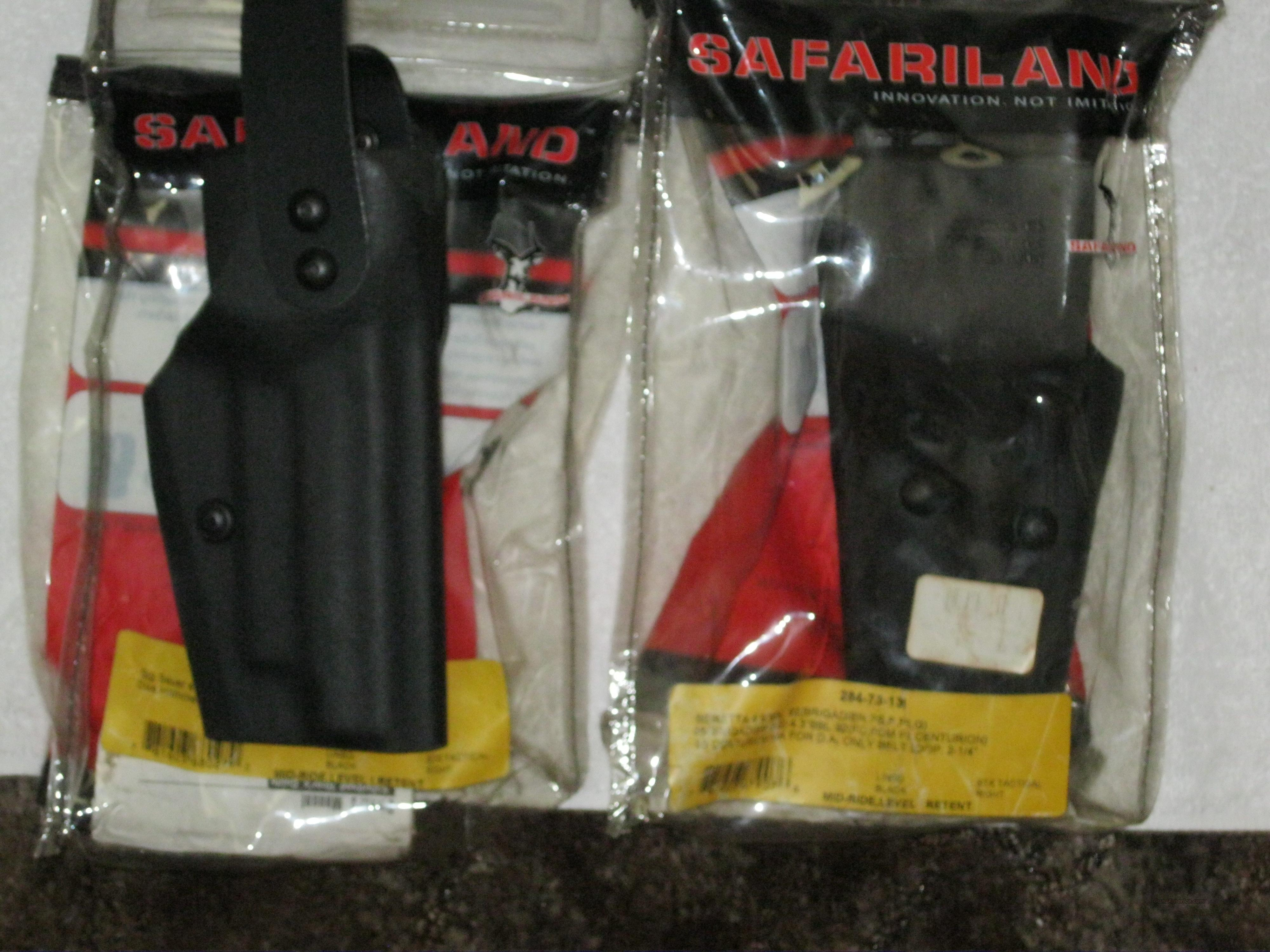 CLOSEOUT SAFARILAND HOLSTER  Non-Guns > Holsters and Gunleather > Large Frame Auto