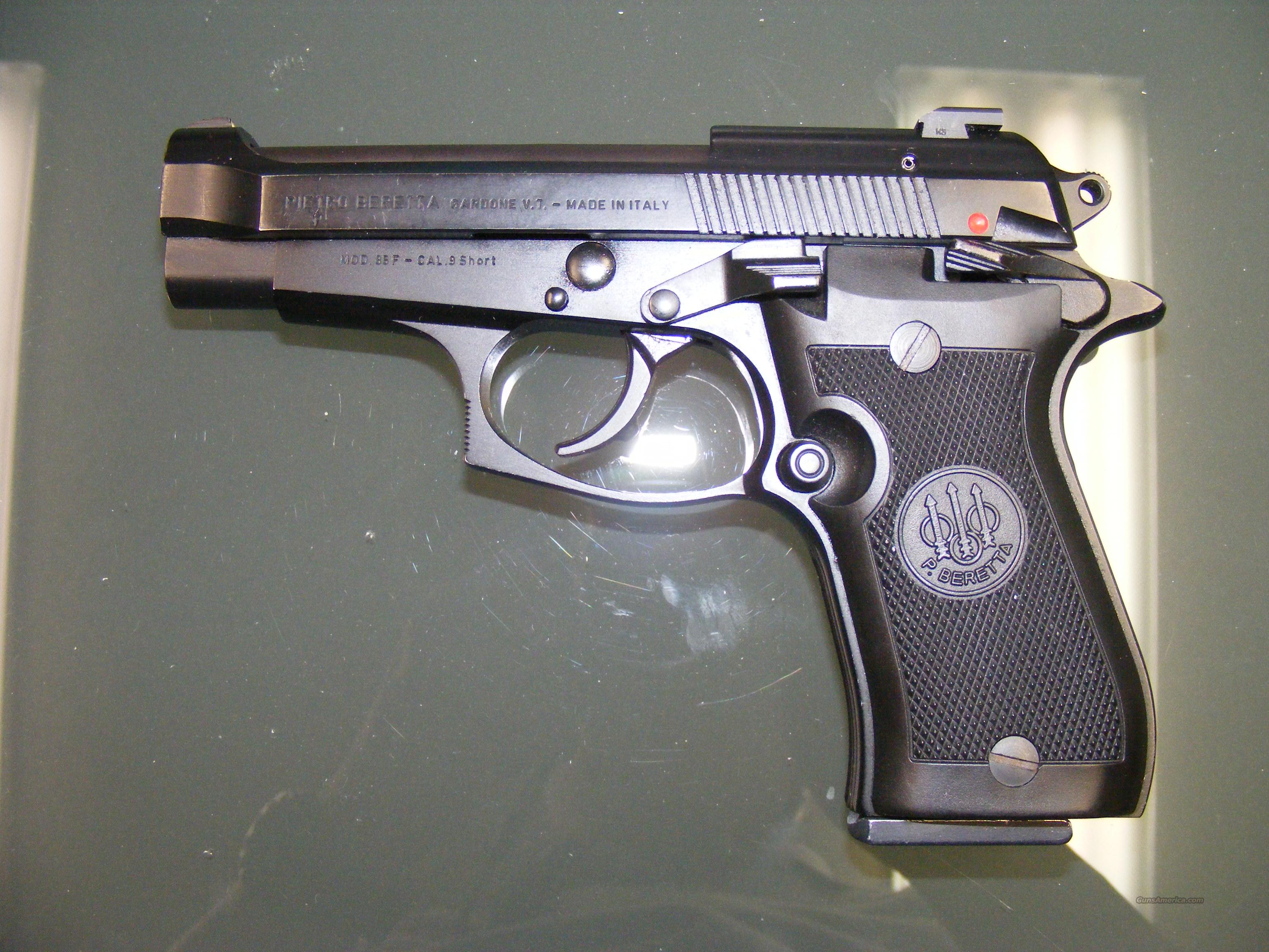 Beretta 85F Cheetah .380  Guns > Pistols > Beretta Pistols > Small Caliber Tip Out