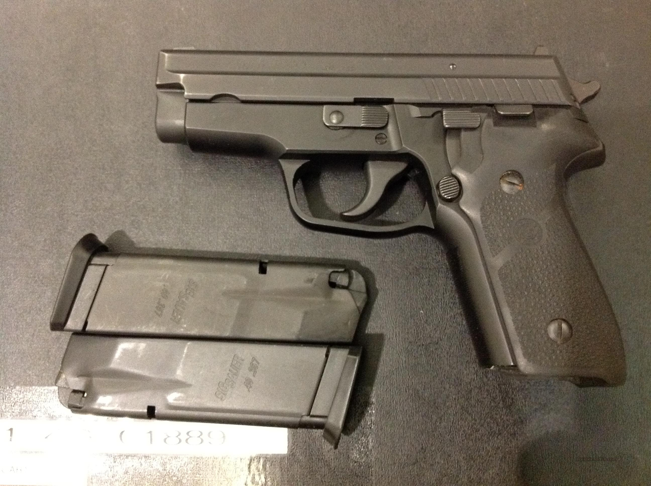 Sig Sauer P229 .40 S&W Used Clean 90+%  Guns > Pistols > Sig - Sauer/Sigarms Pistols > P229