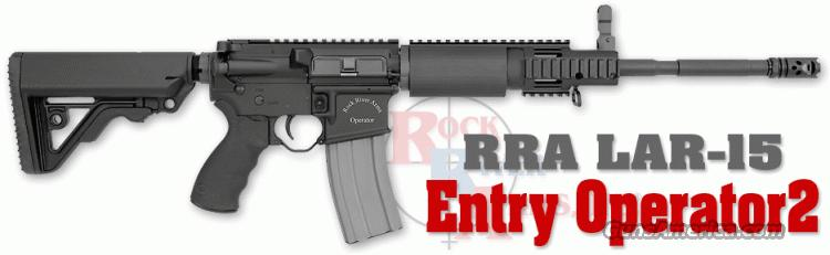 Rock River Arms LAR-15 Entry Operator 2 BB2502  Guns > Rifles > Rock River Arms Rifles